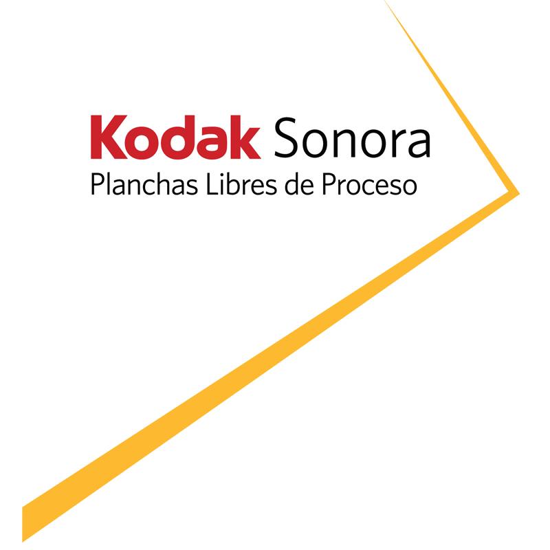 Planchas Kodak Sonora XP