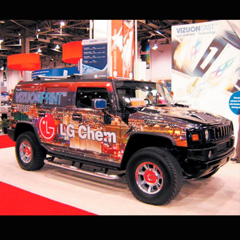 LG Hausys - LD391TG - Vehicular