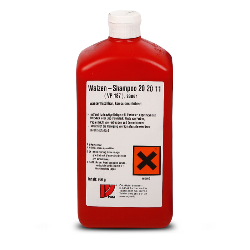 Limpiador de Sistemas de humectación - Vegra 2080