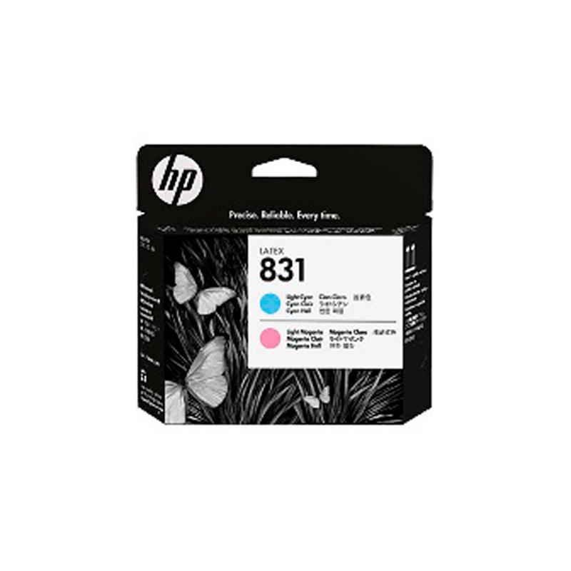 Cartuchos y Cabezales HP 831