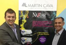 Nuevo representante exclusivo en Argentina de las tintas NAZDAR