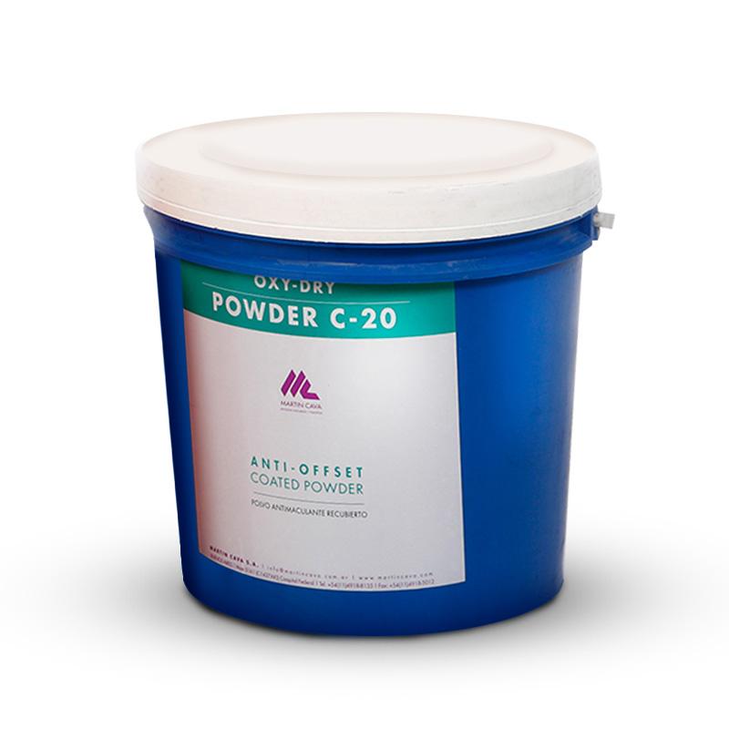 OXY Dry - Polvo Antirrepinte