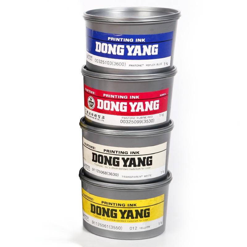 Tintas Pantone Dong Yang